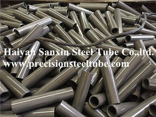 High Precision Hydraulic Tubes Pipes Small Size ST35 / ST45 Material