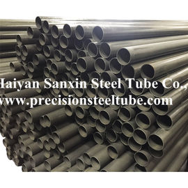 China Carbon / Alloy Material Automotive Steel Pipe Round Shape Max 12m Length supplier