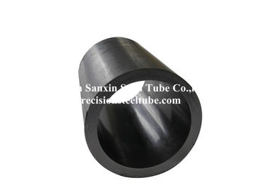 China Smooth Surface Hydraulic Metal Pipe , Round Hydraulic Seamless Pipe supplier