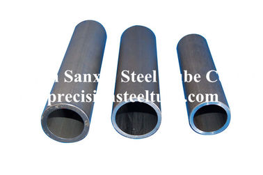 Hydraulic Cylinder Small Metal Tube Carbon / Alloy Material 1 - 30mm Wall Thickness