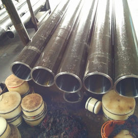China Round Api 5l Carbon Steel Tube 5 - 60mm Thickness Cold Drawn For Hydraulic Cylinder supplier