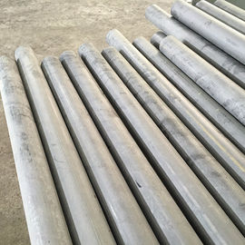Precision Round Carbon Steel Welded Pipe , Cold Drawn Industrial Steel Pipe