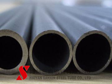 China Professional Seamless Precision Steel Tube Cold Drawn High Precision ASTM / DIN Standard supplier