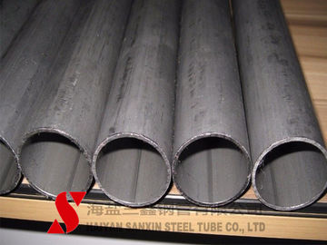 China Non Alloy 6 Inch Seamless Precision Steel Tube Cold Rolling Oil Surface Treatment supplier