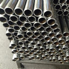 China Cold Drawn Hydraulic Seamless Precision Steel Tube 0.5 - 12mm Thickness DIN Standard factory