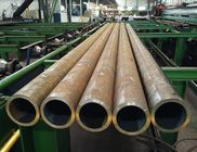 China Cold Formed Structural Steel Tube Black Painted Seamless GOST 8734 75 company