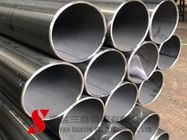China High Strength Rolled Seamless Cold Drawn Steel Tube 6 - 350 Mm Outer Diameter company