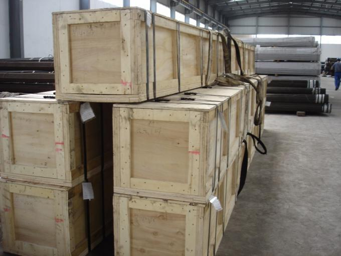 Heat Exchanger Boiler Seamless Cold Drawn Steel Tube High Pressure ASTM A192