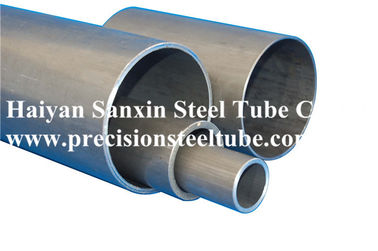 China High Strength Large Diameter Steel Pipe , Hollow Steel Tube DIN2391 Standard factory