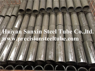 China Smooth Surface Hydraulic Cylinder Tube , Hydraulic Cylinder Pipe High Precision distributor