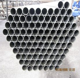 China 45# Grade Automotive Steel Pipe Round Shape Hot Rolled 3 - 6m Length distributor