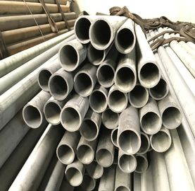 China Heat Treated Automotive Long Steel Pipe , Mechanical Steel Tubing 35CrMo4 Grade 3 - 12m Length factory
