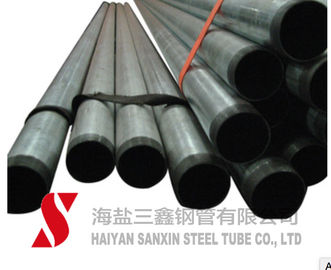 China Electric Resistance Welded Manganese Pipe , Fluid Steel Superheater Tubes distributor