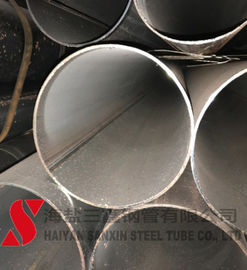 China Hydraulic Round Rolled Welded Steel Tube High Precision Cold Drawn factory