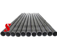 EN10216 2 Seamless Cold Drawn Steel Tube Oiled Surface Treatment For Boiler